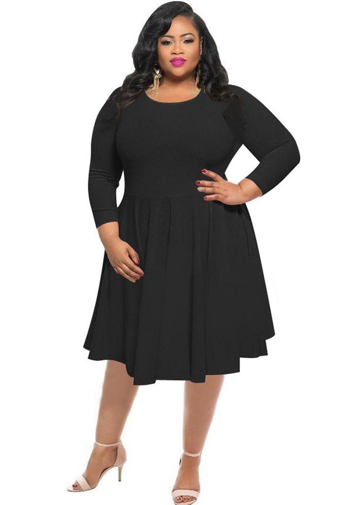 308 best plus size dress images on pinterest club parties dressy dresses and fashion dresses. Black Bedroom Furniture Sets. Home Design Ideas