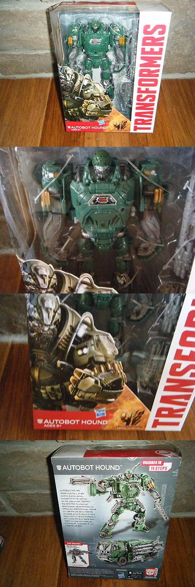 1970-Now 1187: Autobot Hound Transformers 4 Movie Age Of Extinction Voyager Aoe 2014 Wave 2 New -> BUY IT NOW ONLY: $31.95 on eBay!