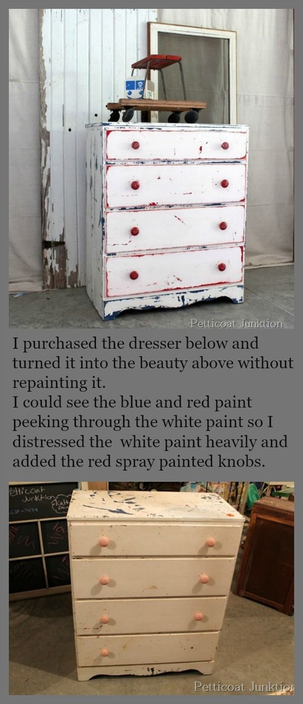 Distress Painted Furniture. Best 25  Distressing painted furniture ideas on Pinterest   DIY