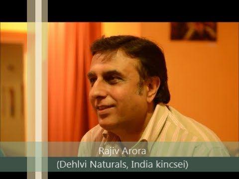 Rajiv Arora az Ajurvédáról 1.rész - légző jóga, meditáció otthon