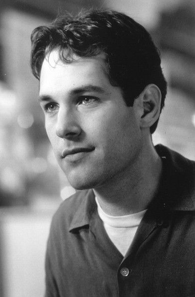 Paul Rudd. In this photo, he reminds me of another Paul...