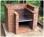 12 Free Do It Yourself Outdoor Barbecue, Smoker, Oven and Fire Pit Plans