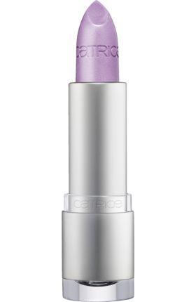 Die pflegende Textur des Catrice Luminous Lips Lipstick Meet Violeta 140 mit Hyaluronsäure verschafft ein angenehmes Tragegefühl auf den Lippen und polster...