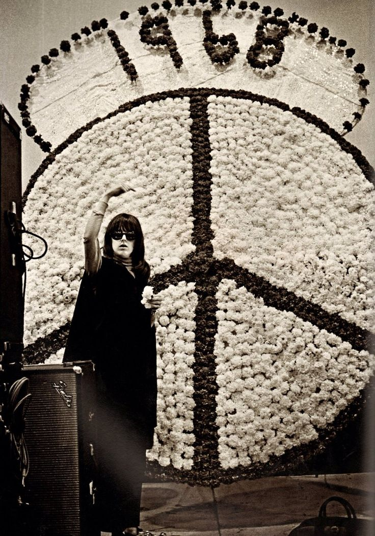 The wonderful Grace Slick by Jim Marshall - 1968