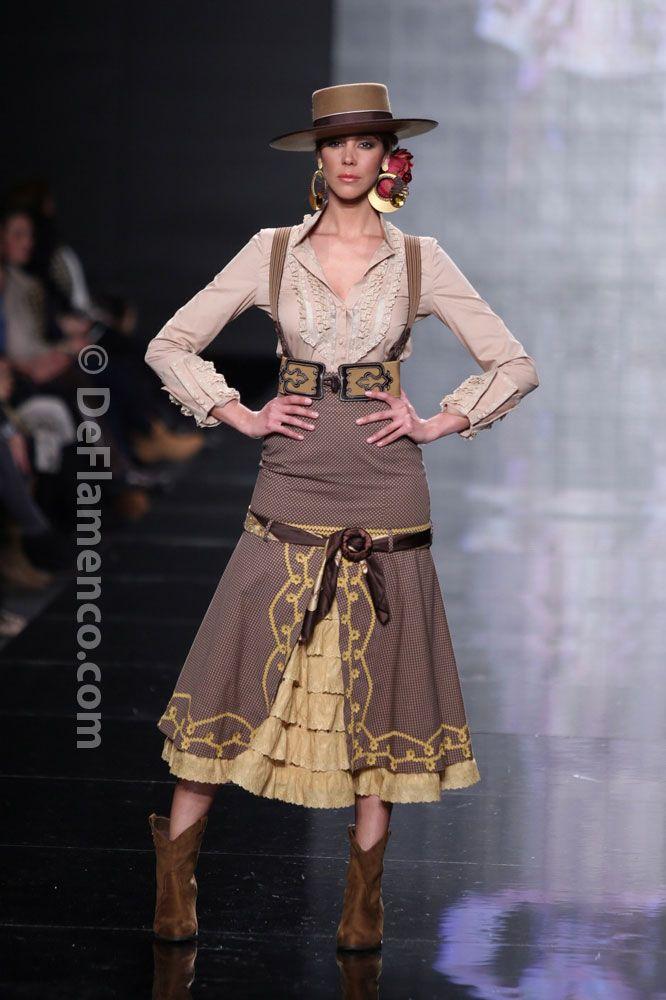 Fotografías Moda Flamenca - Simof 2014 - Margarita Freire 'Mis amores' Simof 2014 - Foto 03