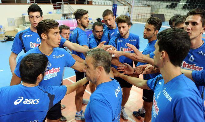 Italia Volley under 21 maschile
