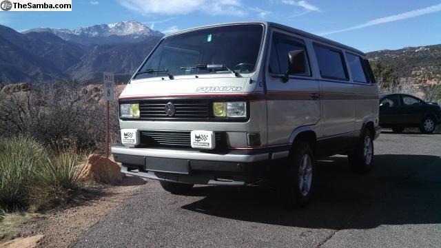 TheSamba.com :: VW Classifieds - 1991 Wolfsburg Syncro SVX