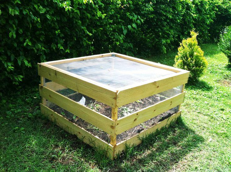 Best 10+ Composting bins ideas on Pinterest | Garden compost ...