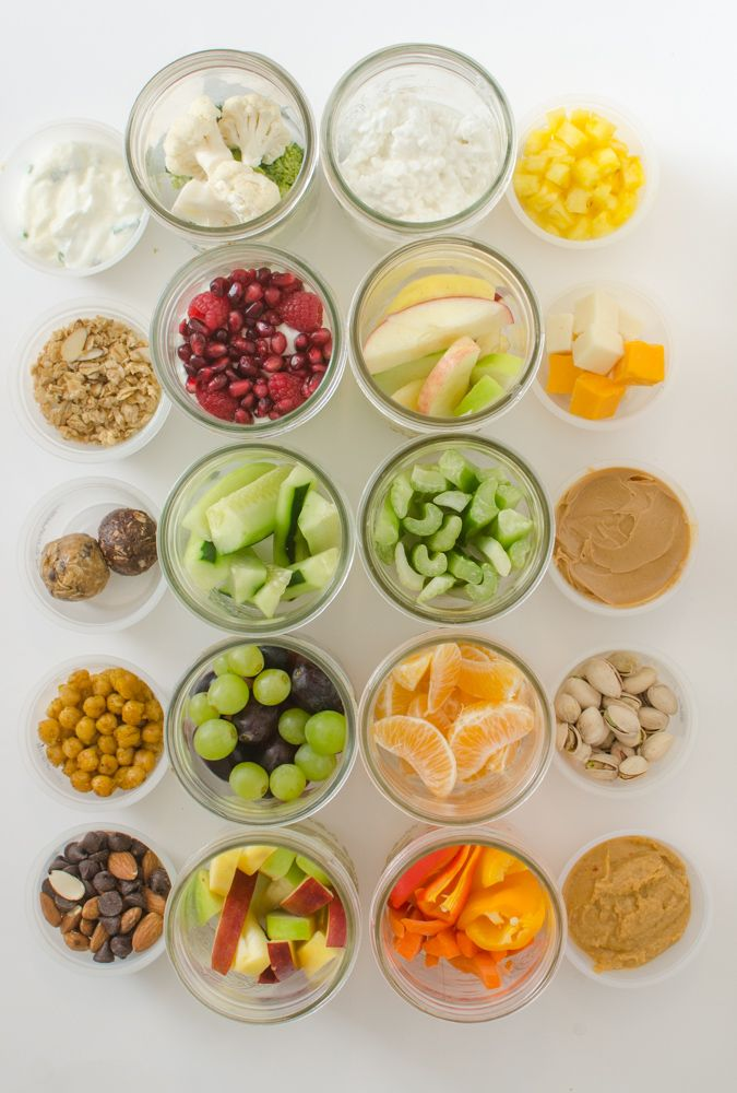 These 10 healthy snacks in jars have been a healthy eating game changer in my kitchen, and I know you are going to feel the same way!