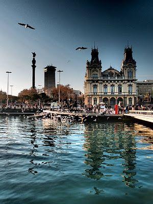 Barcelona - Port Vell,  Catalonia