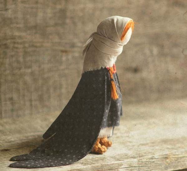 birdy-doll by Yana Volkova