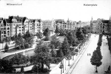 Berlin Bundesplatz 1909  #old Berlin