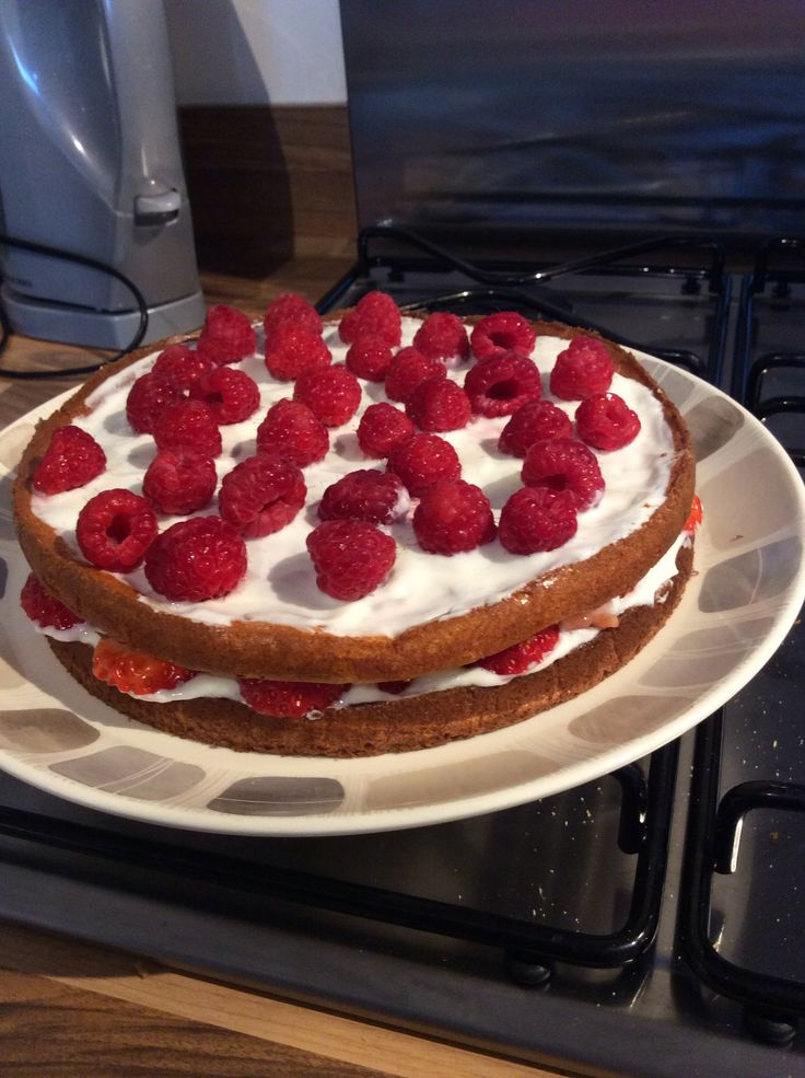 "This whole cake is half a syn! Google ""half a syn cake slimming world"" or see my Pinterest board for the recipe! :)"
