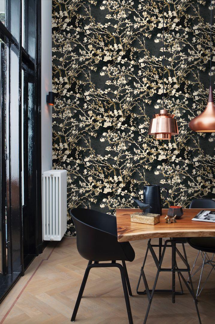 Behang/Wallpaper collection Van Gogh - BN