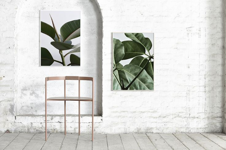 Green Home 01 & 02 by Riikka Kantinkoski. Find print at https://paper-collective.com/product/green-home-01/ and https://paper-collective.com/product/green-home-02/ #papercollective #green #home #botanic #nature #leaf #art #photo #photography #monochrome #grey #print #poster #posterdesign #design #interior #home #decor #homedecor #wallart #artprint