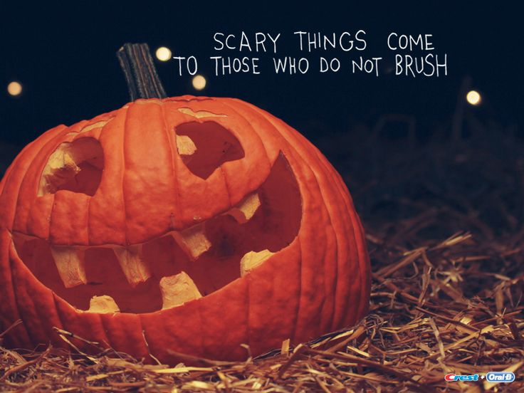 Scary things come to those who do not brush #Halloween  http://twitter.yfrog.com/nyjb8hmuj