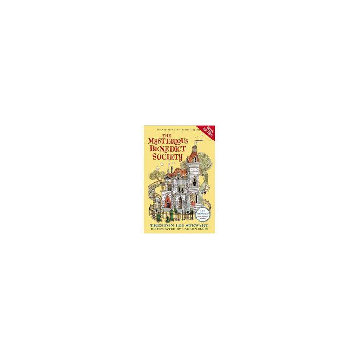 Mysterious Benedict Society (Hardcover) (Trenton Lee Stewart)