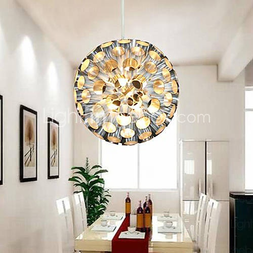 Mini style pendant lights modern contemporary globe living room bedroom