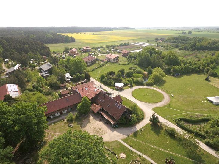 Ökodorf Sieben Linden: Home