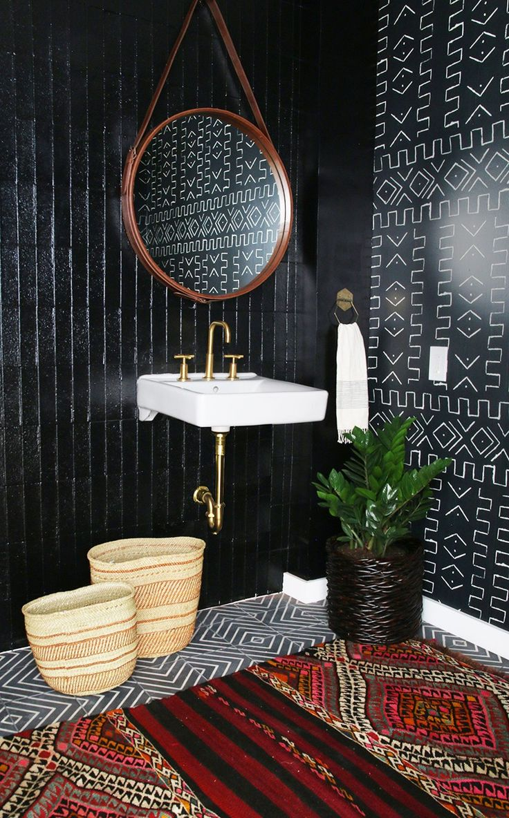 18 Stunning Spaces Where Pattern Rules