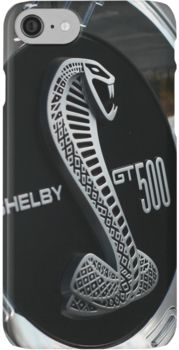 GT500 Shelby  Super Snake iPhone 7 Cases