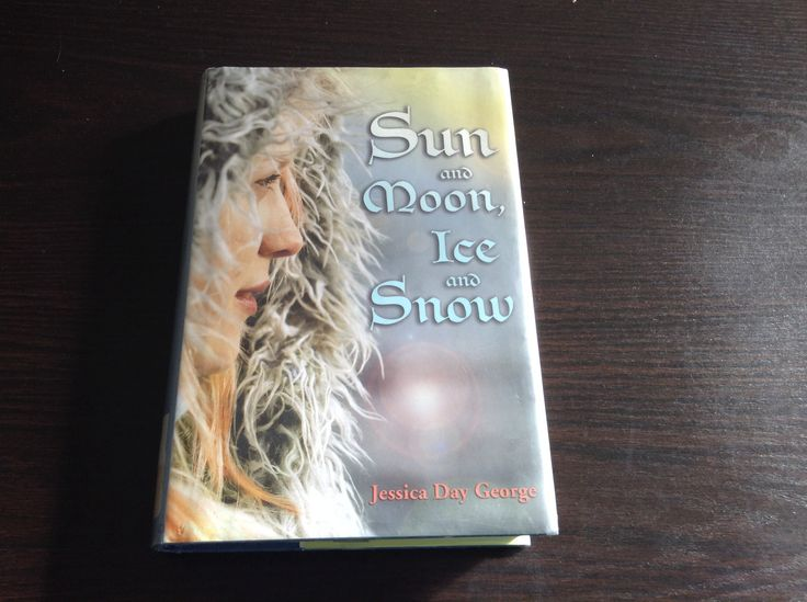 19. Sun and Moon, Ice and Snow; by Jessica Day George ... This was a refreshing, light, read.  If you have any interest in Norwegian fairytales or just fairytale retellings in general, I recommend it