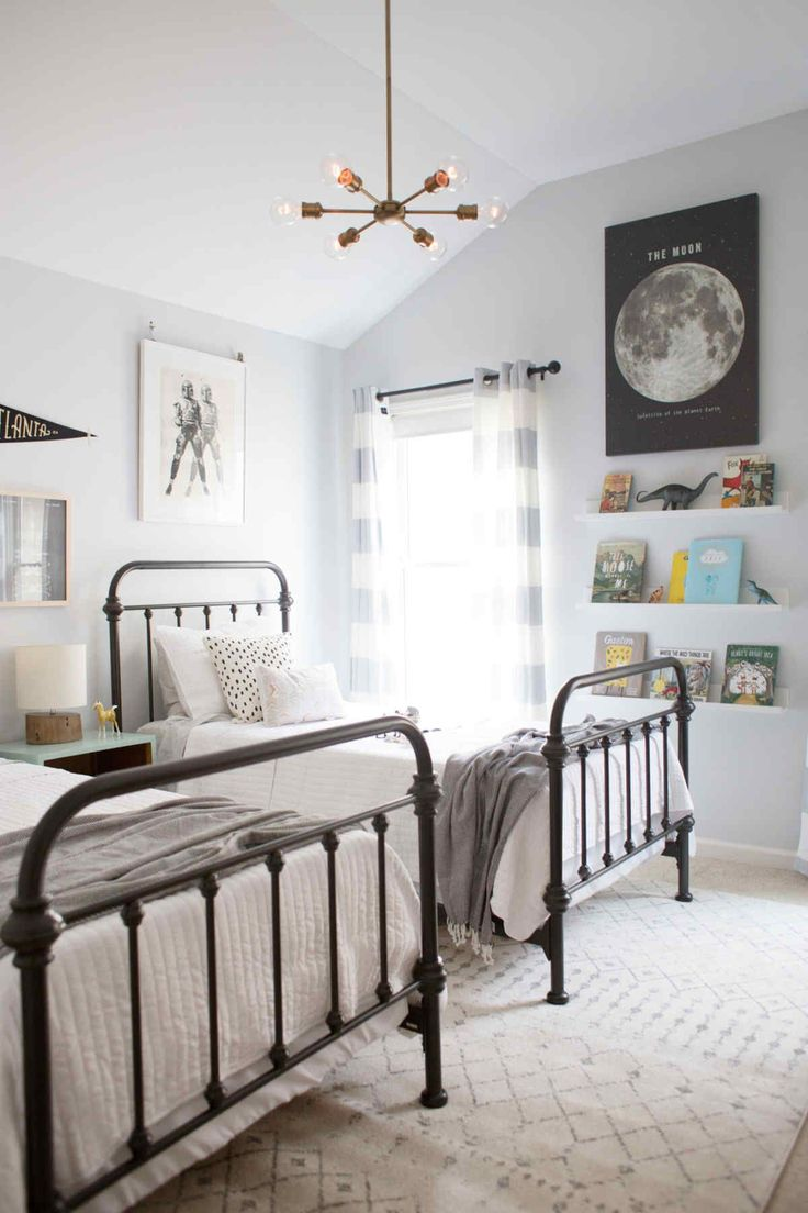 my favorite paint colors for kids' rooms and baby rooms #Kidsbedroomdesigns
