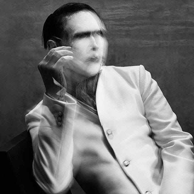 An art called: Marilyn Manson - The Pale Emperor #anartcalled #music #review #album #marilynmanson #paleemperor