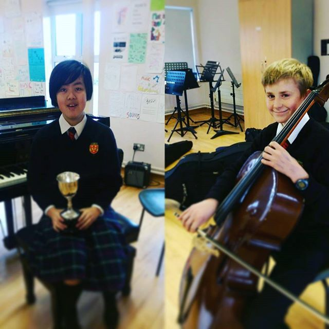 Owing to the larger than normal number of musical candidates this year, the Music Scholarship exams are taking place on Wednesday 27 April at 1.30 pm, not 2pm as previously advertised. #HSD