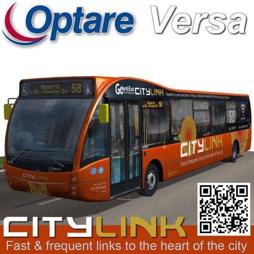 Optare Versa CityLink