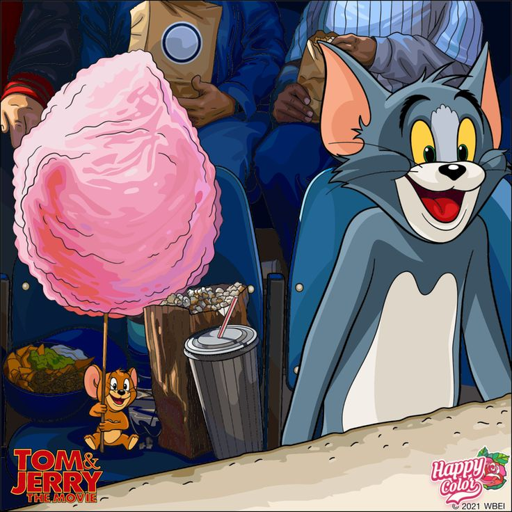 Pin By Timmy Campbell On Picutres I Have Colored In 2021 Cartoon Pics Tom And Jerry Happy Colors