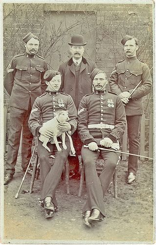 Scots Guards,Boer War