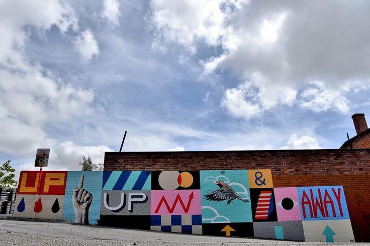 Rosemount Mural Perth #art #artist #artwork #paint #painting #mural #streetart #perth