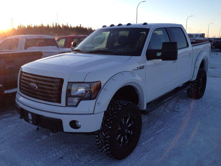 Pro Comp Lift Fuel Wheels Trailer Tow Mirrors Recon Cab