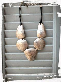Zoe - scarves: nickel free necklaces