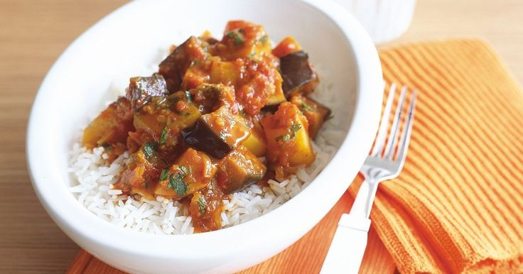 Looking for interesting, healthy ways to increase your vegie intake? Do it Indian style with this bright and spicy curry.