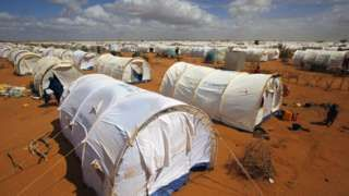 Dadaab refugee camp, Kenya