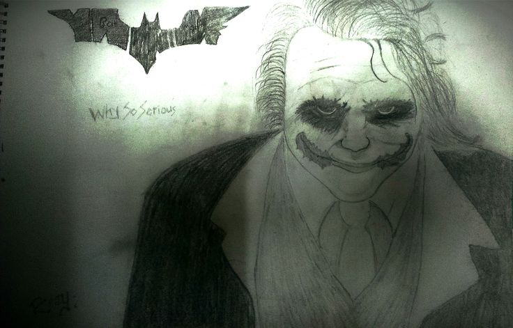 joker #batman #darknight  #why so serious