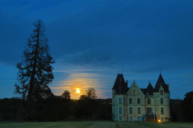 Boisbuchet Chateau