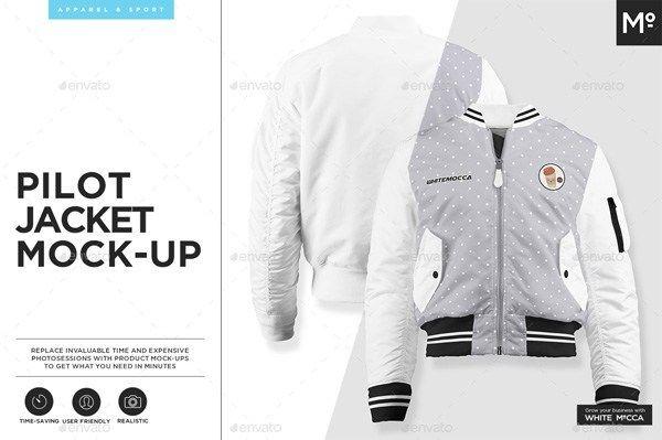 Download 5 Bomber Jacket Mockup With Editable Psds Shirt Mockup Mockup Jackets