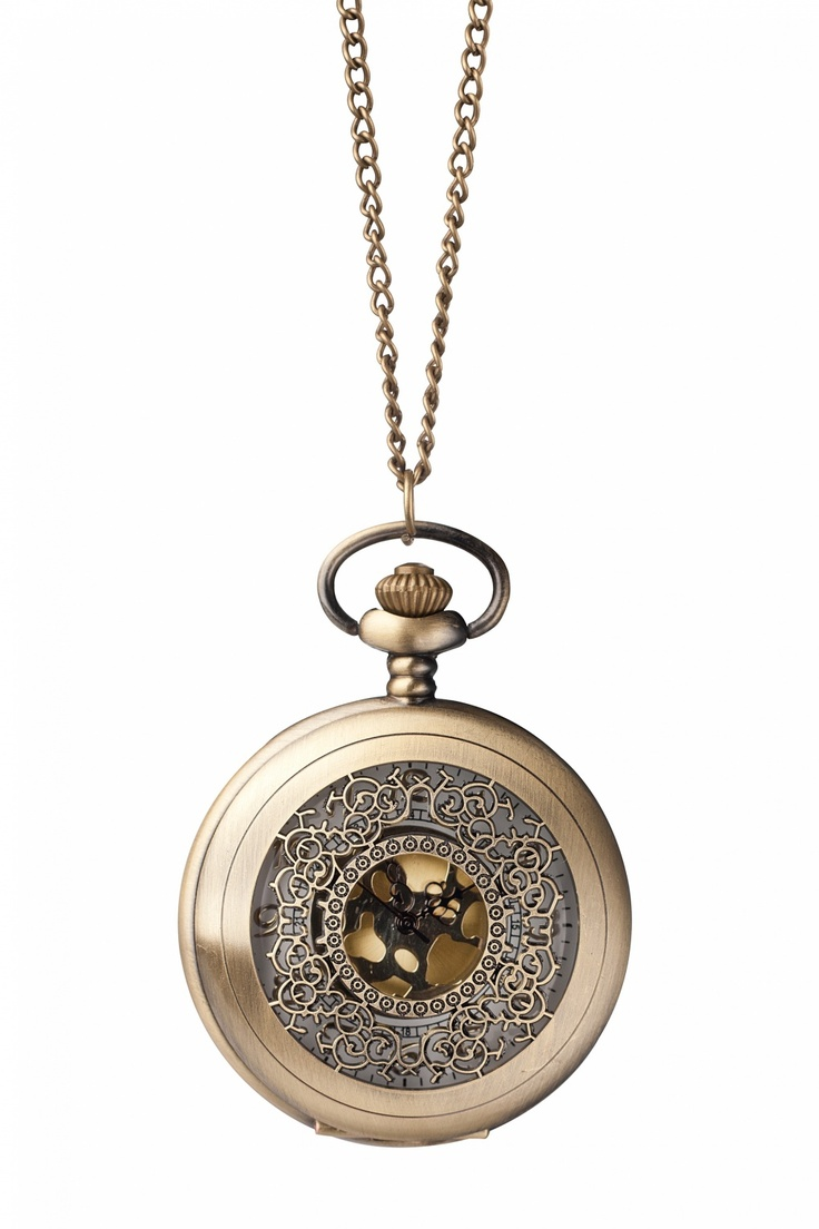 From Paris with Love! - Montre ancienne horloge ketting Ajour