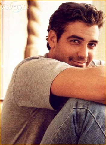 George Clooney. Looking fabulous!