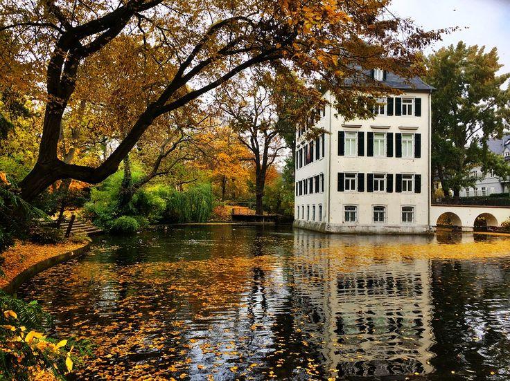 Francoforte Sul Meno, Parco Holzhausen