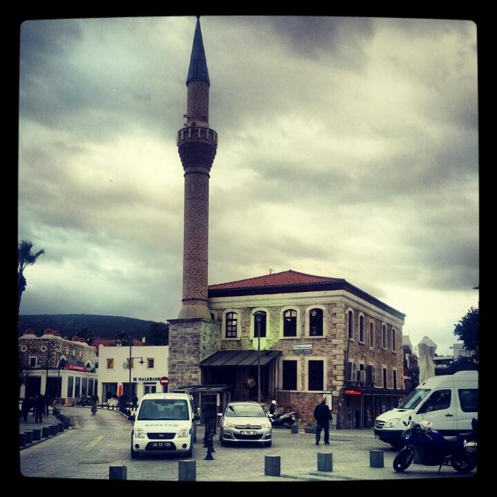 #bodrum tarihi adliye cami