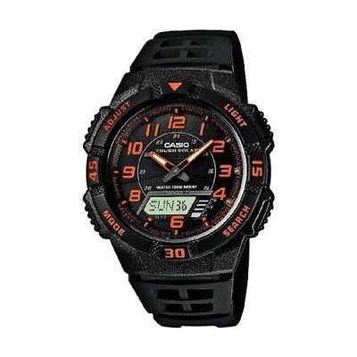 Si necesitas un reloj para el día a día que sea barato pero funcional, este reloj solar Casio por 30,99€ es un candidato ideal.  Chollo en Amazon España: Reloj solar Casio AQ-S800W-1B2VEF por solo 30,99€ (un 42% de descuento sobre el precio de venta recomendado).