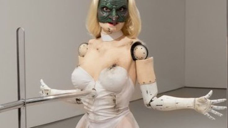 These 8 robots will haunt your nightmares (pictures) - CNET