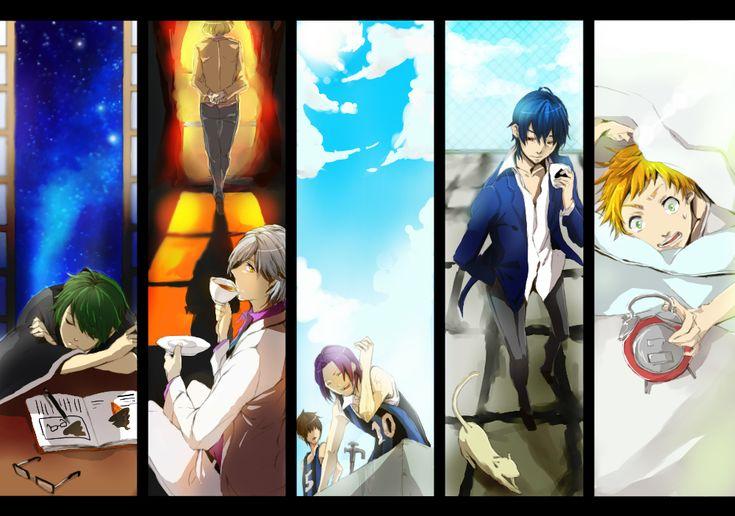 Картинки по запросу gakuen handsome fanart