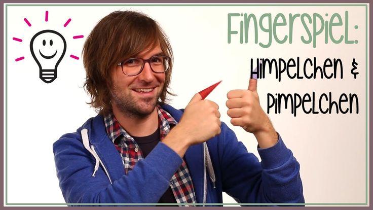 Fingerspiele: Himpelchen und Pimpelchen (Kinderreime)