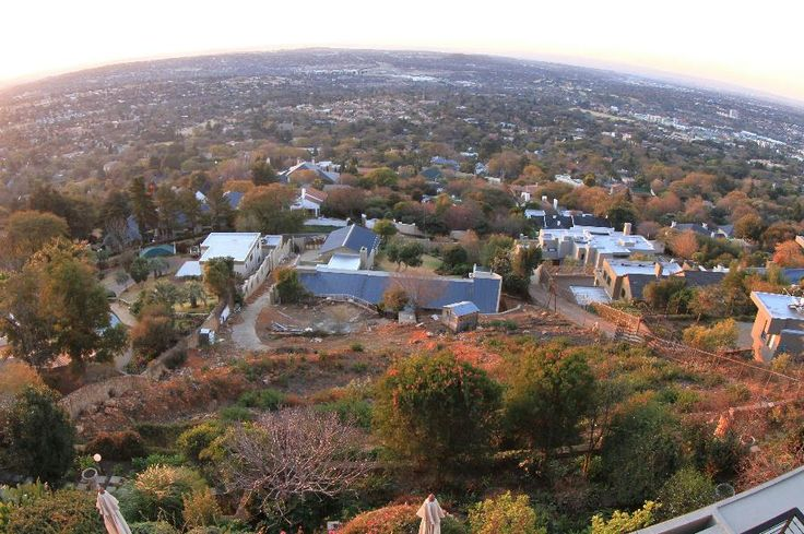 Perfect Position  This is the 'Must Have' property of the century! Options are endless with magnificent views and perfect building opportunities. Sun rise, sun set and every angle in between ... #northcliff #johannesburg #pamgolding