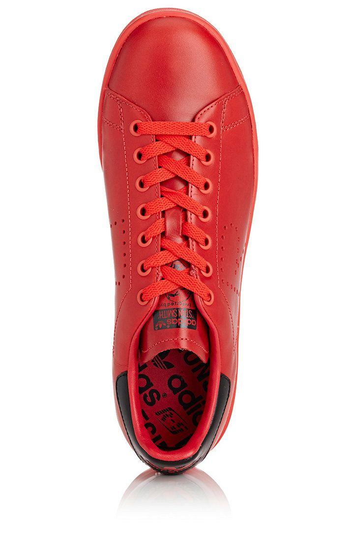 ADIDAS X RAF SIMONS Men\u0027s Stan Smith Leather Sneakers